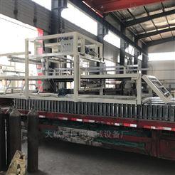 全自动水泥发泡保温板设备生产线