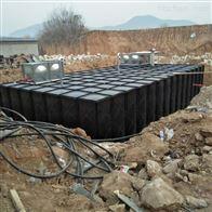 抗浮地埋式箱泵一体化施工说明