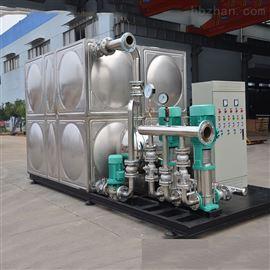 箱式无负压变频给水设备