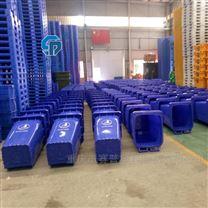 240升市政招标环卫垃圾桶 石柱厂家