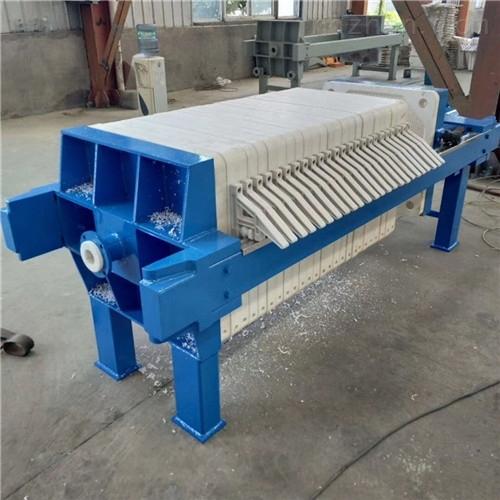 污泥脱水机板框压滤机