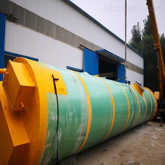 沧州市医院一体化预制泵站品质保障
