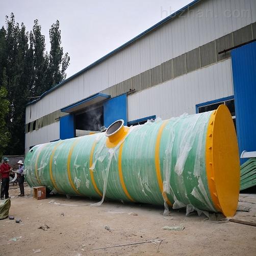 秦皇岛市乡镇一体化提升泵站制造商 值得信赖