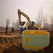中卫农村一体化提升泵站市政给排水泵站