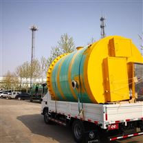 通化GRP一體化玻璃鋼預制泵站 日常維護