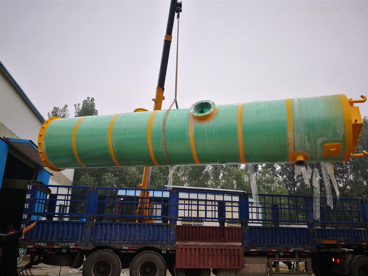 石家庄市一体化废水提升泵站|卓越服务