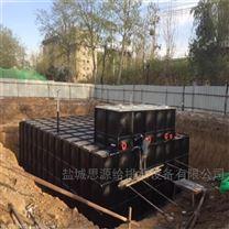 箱泵一体化地埋消防水箱集水坑