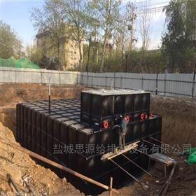 地埋式箱泵一体化消防水箱价格