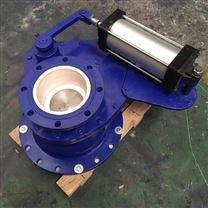 BZ643TC气动摆动式陶瓷旋转阀