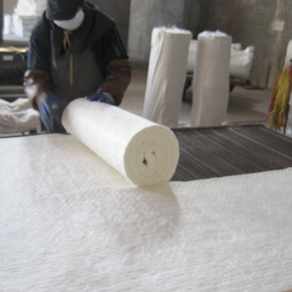 电厂化工硅酸铝毯