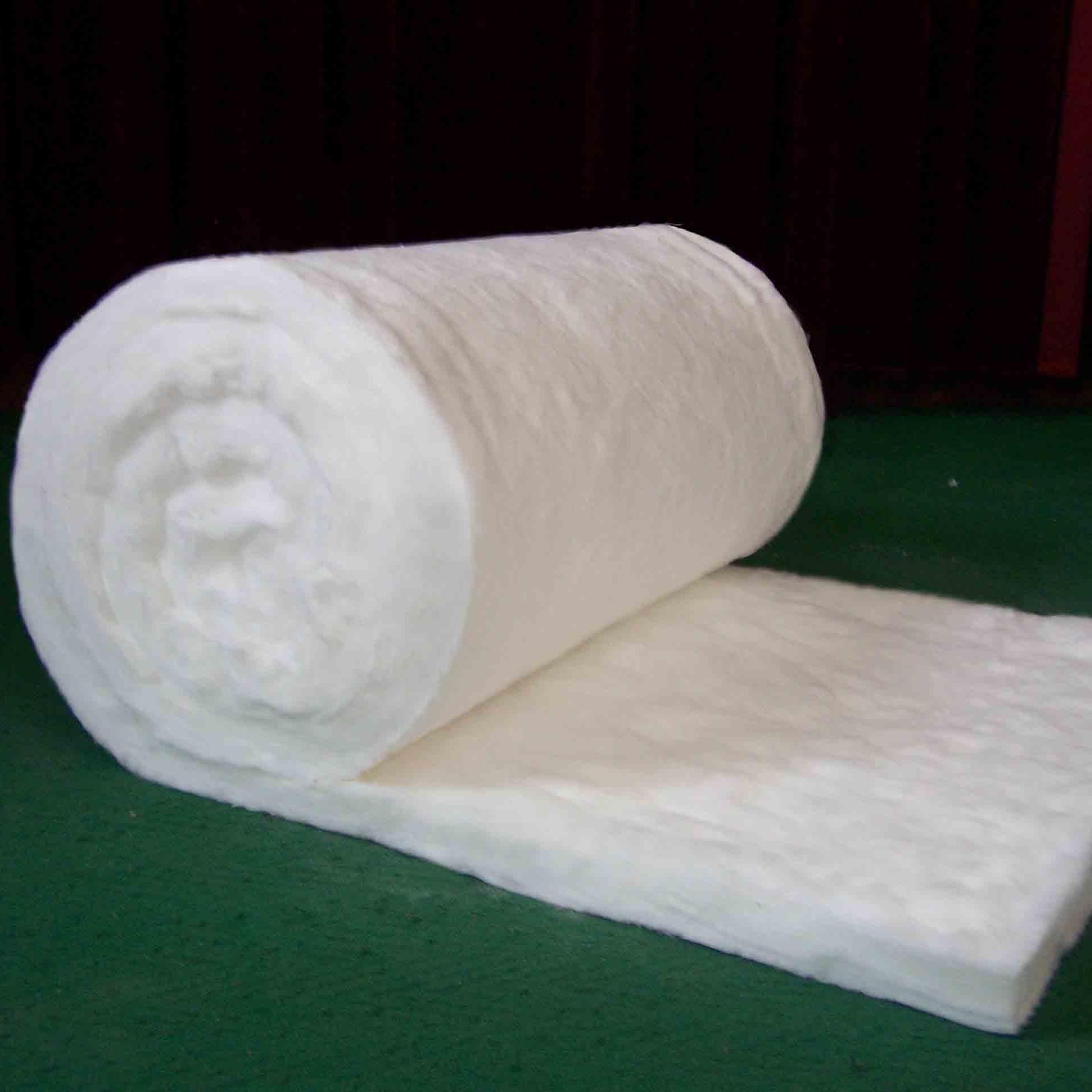 现货 硅酸铝针刺毯卷毡