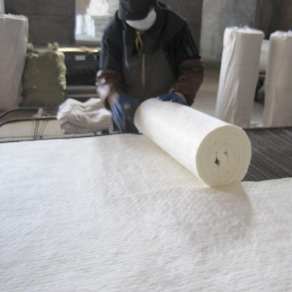厂家批发-硅酸铝卷毡
