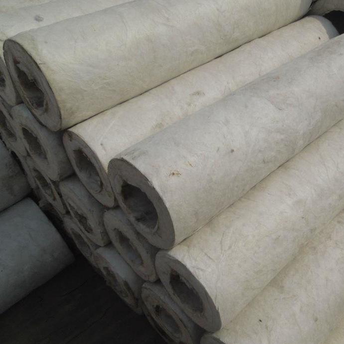 现货-硅酸铝保温管壳