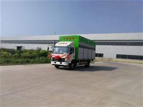 TJZ5080TWCF1节能环保型污水处理车