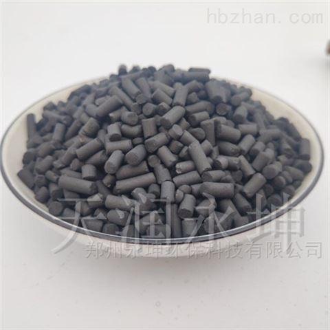 柱状活性炭在这个环保时代的广泛应用