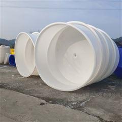 尖底圆形水产养殖桶 8立方