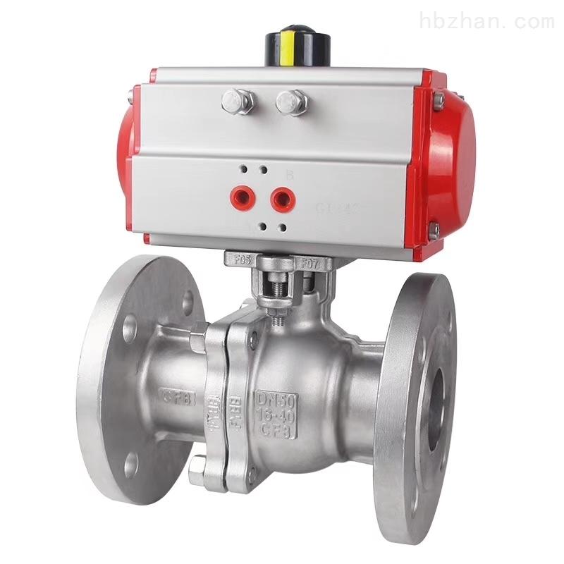 气动控制球阀Q641F-16~25