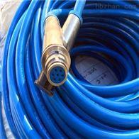 MHYBV-7矿用拉力电缆带插头