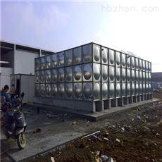 亳州宿州地下室108吨装配式钢板水箱