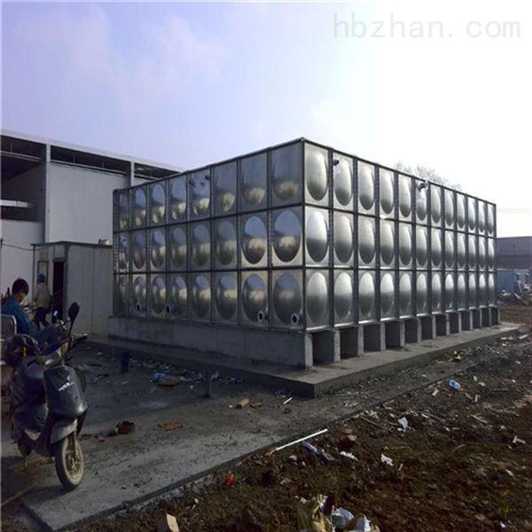 地上装配式不锈钢水箱