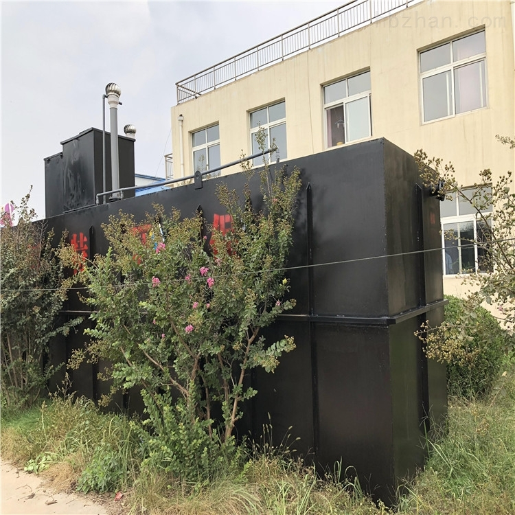 一体化生活污水达标排放厂家地埋式