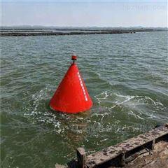 内河深水区警戒塑料浮标