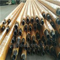 嘉峪关玻璃钢聚氨酯保温钢管