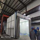 安徽地区地吸式烤漆喷漆房废气处理设备