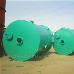 郑州市无阀滤池污水处理设备