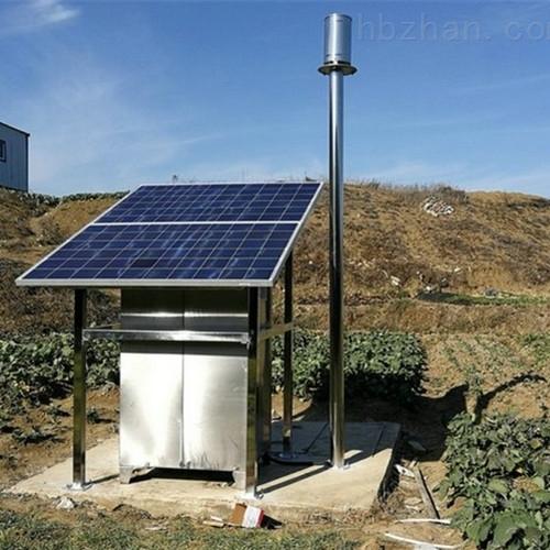 太阳能自控液压闸门