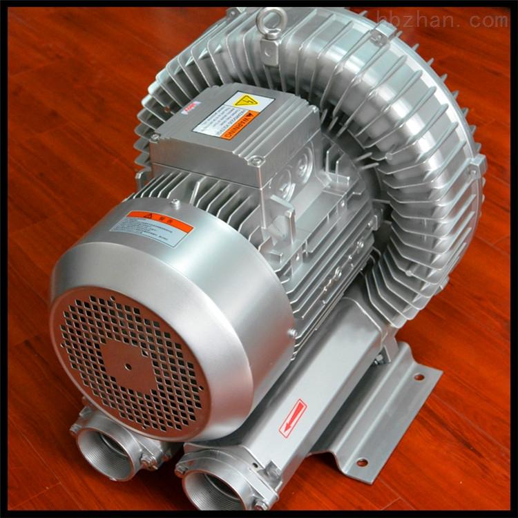强力吸尘单叶轮5.5kw旋涡风机