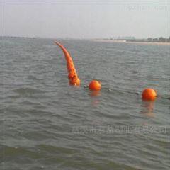 自然保护区湿地核心区标志浮球
