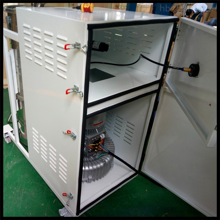 MCJC-1500脉冲反吹工业吸尘器