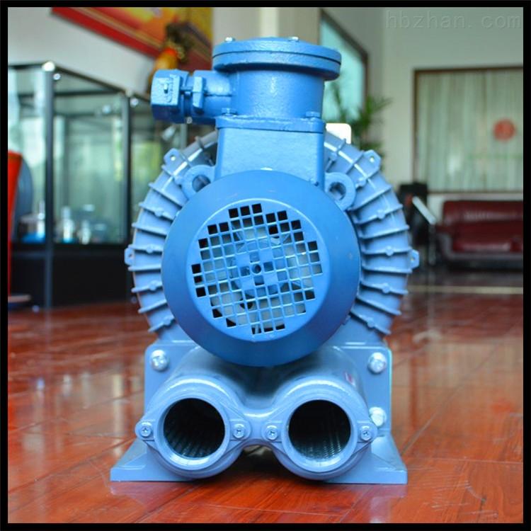 直连式防爆旋涡拖泵