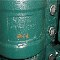 环形KRHD型钢制柔性卡箍管接头