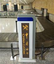 通道式行人/行包辐射监测系统