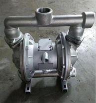 QBK铸铁型气动隔膜泵