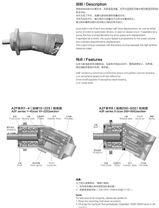 GM5系列高速齿轮马达厂家销售