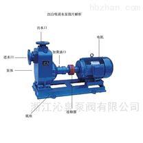沁泉 ZXPB不锈钢防爆自吸泵 自吸式化工泵