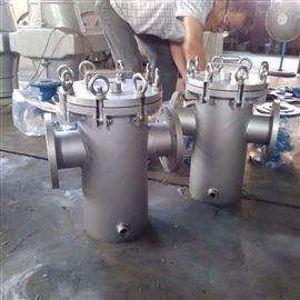 TDG桶形吊籃式過濾器