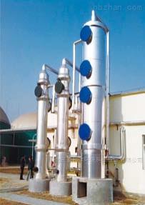 沼气脱硫—络合铁脱硫