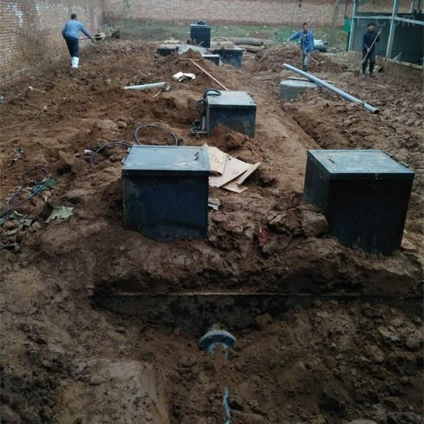 山西太原屠宰废水处理工艺流程图