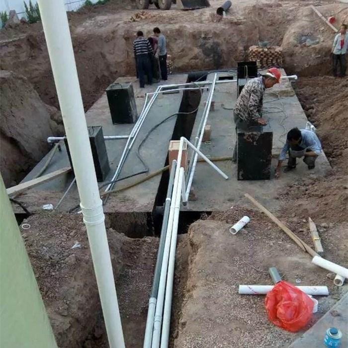 每天10吨生活污水处理设备
