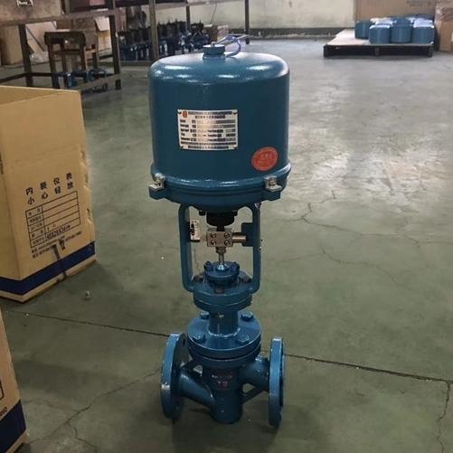 电动衬氟调节阀ZDLPF46-16P