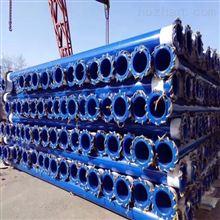 法兰连接涂塑复合钢管厂家