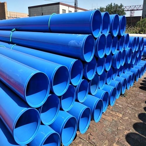 河北沟槽连接涂塑钢管生产厂家