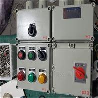 BXK定做户外防爆检修电源插座箱