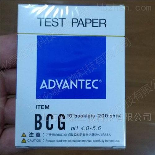 Advantec 东洋 pH试纸酸碱试纸 pH4.0-5.6