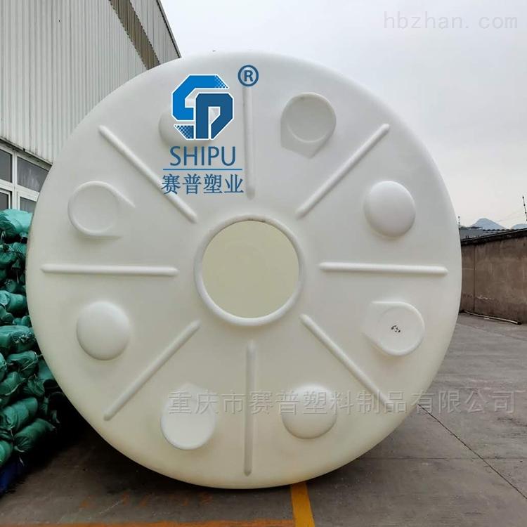 30吨塑料水塔生产厂家