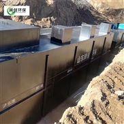 大型农村污水处理机工艺
